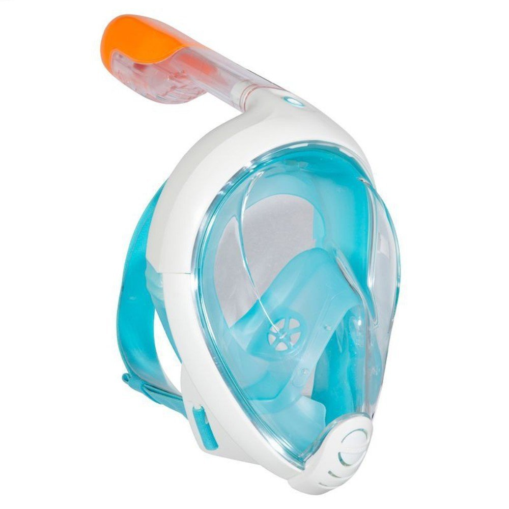 TriBord Easybreath Full Face Snorkeling Mask